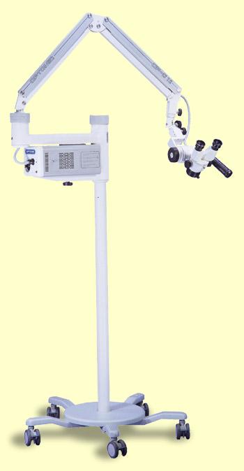 microscopio de examen